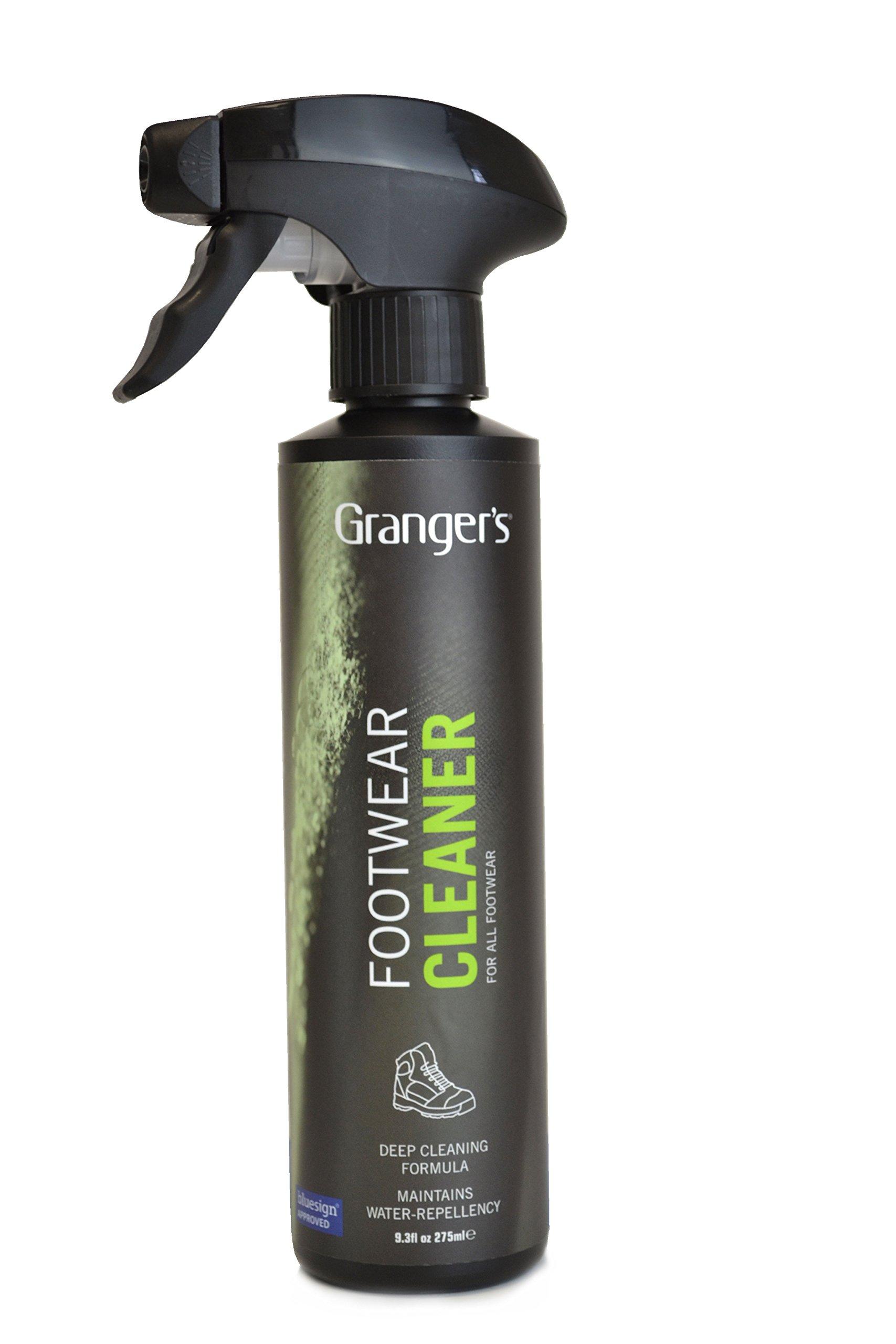 Granger's Footwear Cleaner Spray / 9.3 oz / Made in England