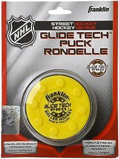 Franklin Electronics NHL Glide Tech Pro Street Hockey Puck M