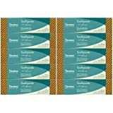 Himalaya Botanique Neem & Pomegranate Toothpaste, Original Formula for Brighter Teeth and Fresh Breath, 0.74 oz, Travel Size,