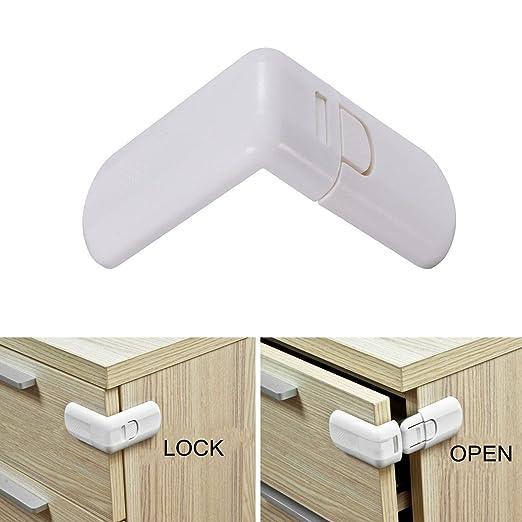seguryy – cierre de seguridad para puerta nevera armario, para ...