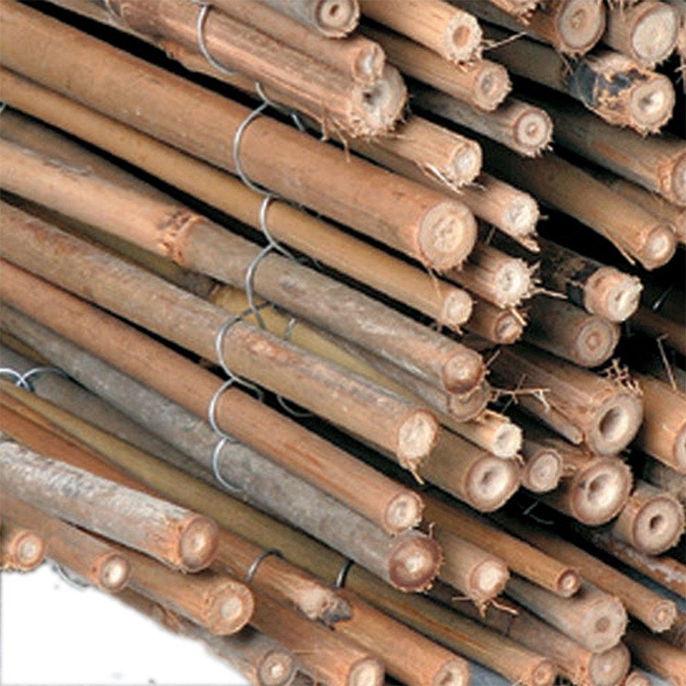 Arella Taim rileg Filo di Ferro Recinzioni Divisori Ombra per Esterno 150x300 cm EV
