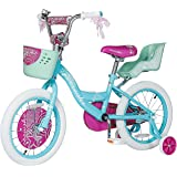 Kids Bike 12 14 16 Inch Boys Girls Bike with Training Wheels 18 20 Inch Kids Bicycle with Hand Brake and Kickstand for Toddle