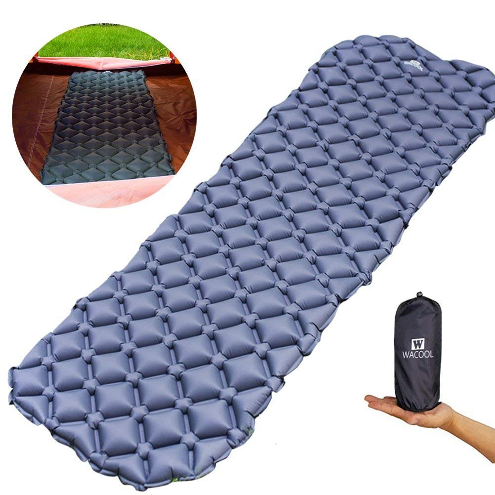 WACOOL Air Core Tube Extra Large Camping Sleeping Pad ...