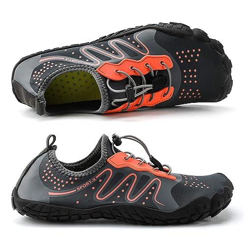 Amazon.com: Oumers Zapatos de Agua Hombres Mujeres Zapatos ...