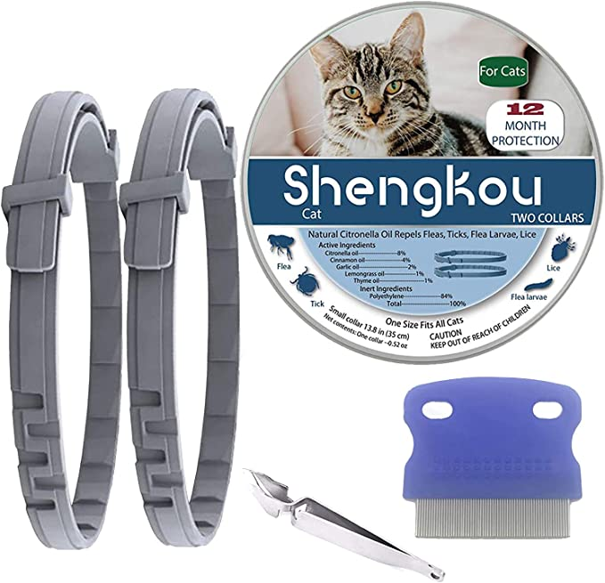 Flea_and_Tick_Collar_for_Cat,_Made_with_Natural_Plant_Based_Essential_Oil,_Safe_and_Effective_Repels_Fleas_and_Ticks,_Waterproof,_12_Months_Protection,_Fits_Cat_and_Small_Dog_(2_Packs)