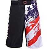 Hawk MMA Training UFC Shorts - Cage Fight Grappling Muay Thai Boxing Martial Arts Clothing Uniform - UFC PRO Grappling Cage Muay Thai/Kick Boxing