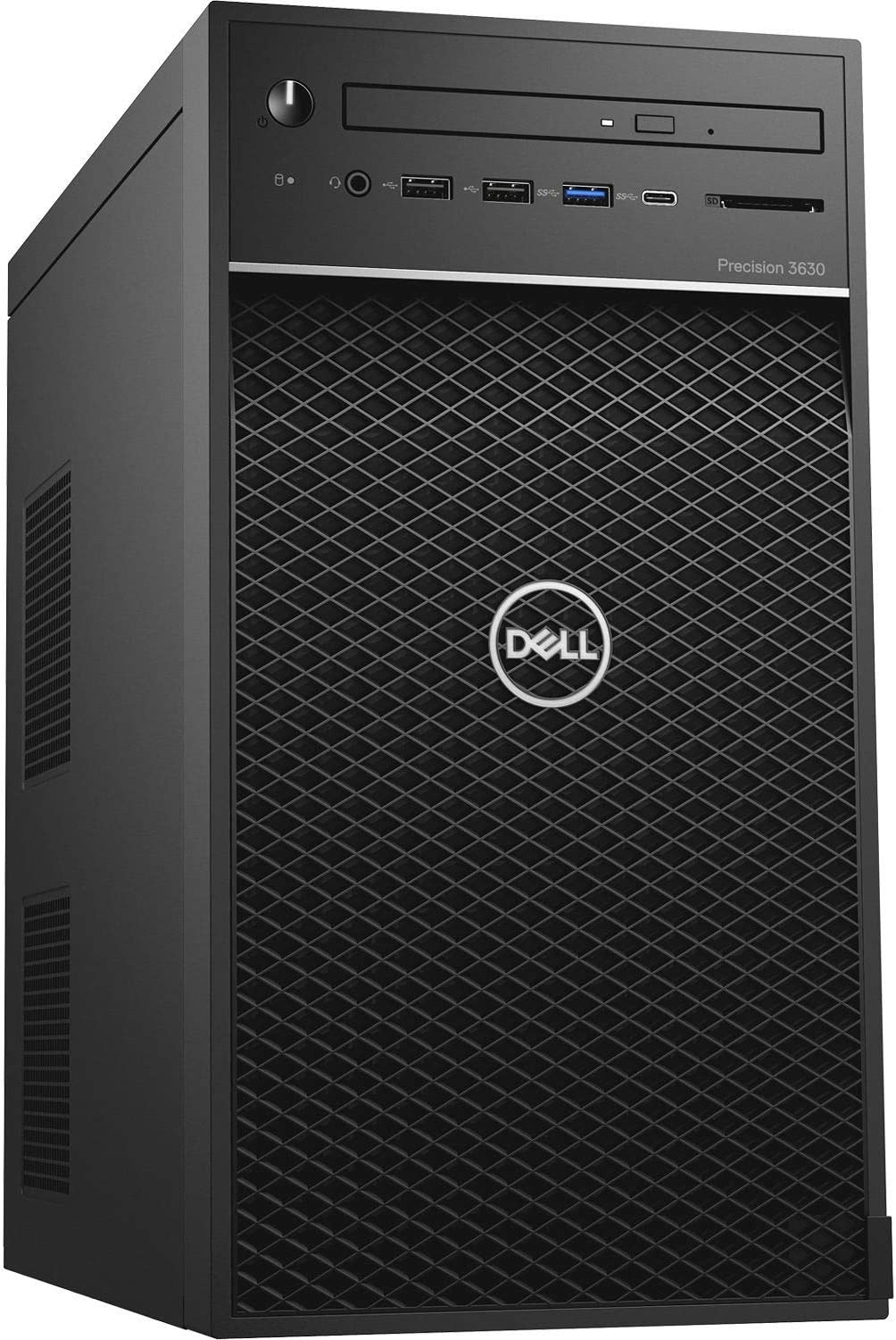 Dell Precision 3630 Workstation Intel 8th Gen i7-8700K 3.7GHz (Up to 4.70GHz) 6-Core CPU 16GB DDR4-2666MHz Memory 512GB NVMe PCIe SSD 1TB 7200RPM SATA HDD Windows 10 Pro