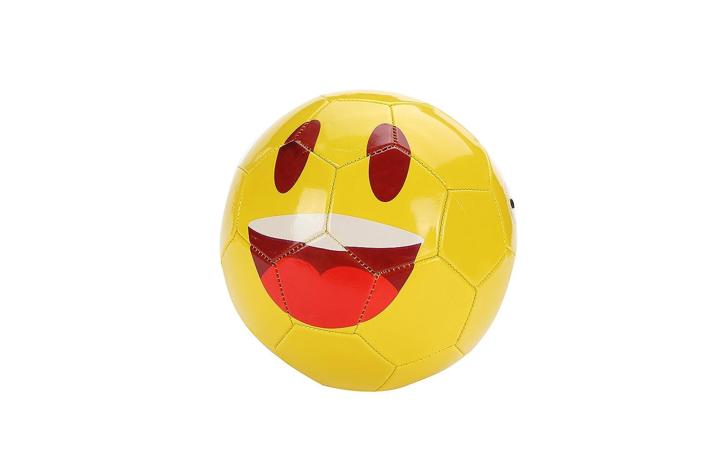 - Divertidos Infantiles Regalos Originales y Detalles para Bodas Lote de 10 Balones de F/útbol Emoticonos 22 CM Comuniones y Fiestas Cumplea/ños originales y graciosos para ni/ños grandes
