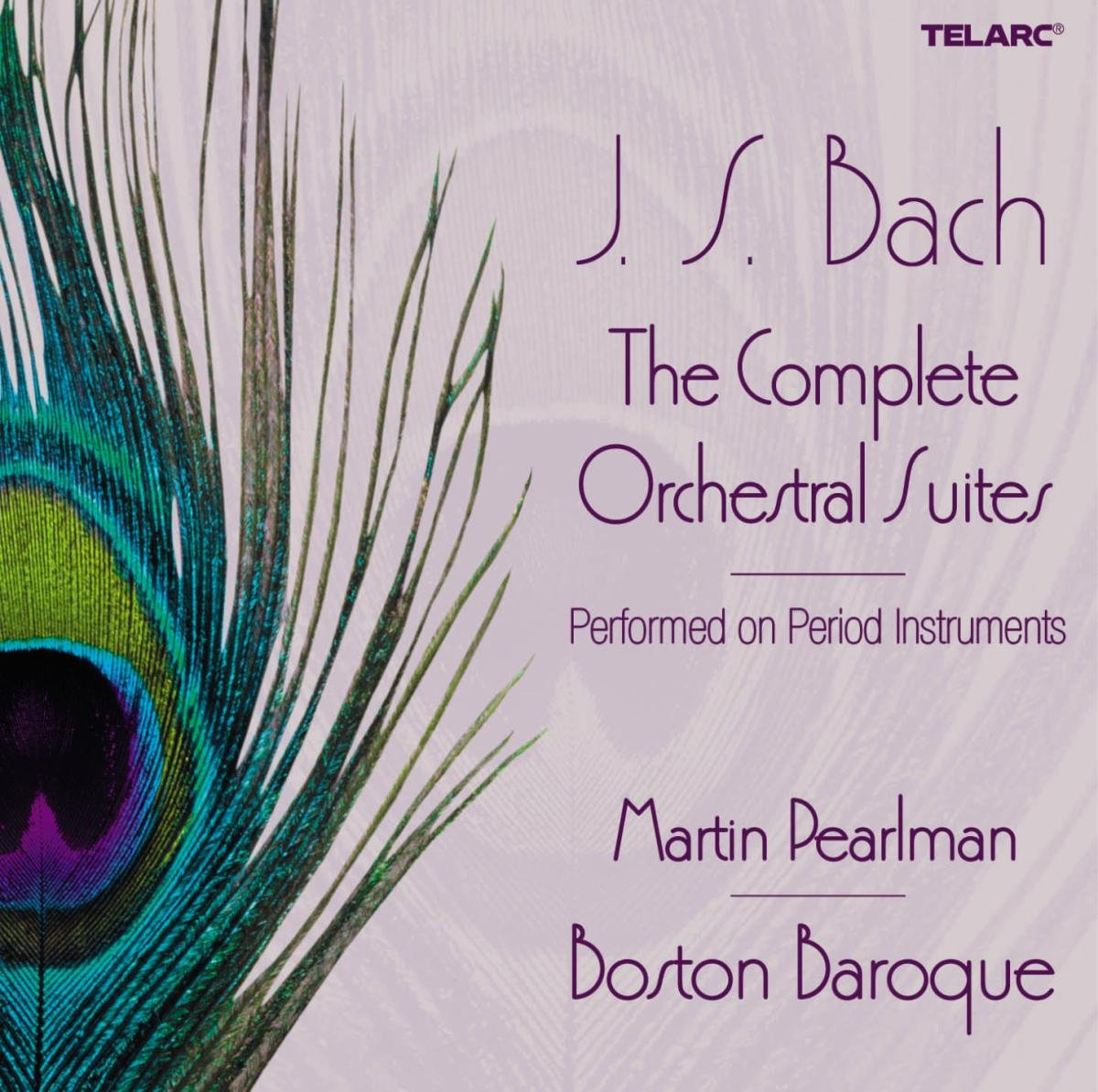 Bach: Complete Orchestral Suites by Telarc
