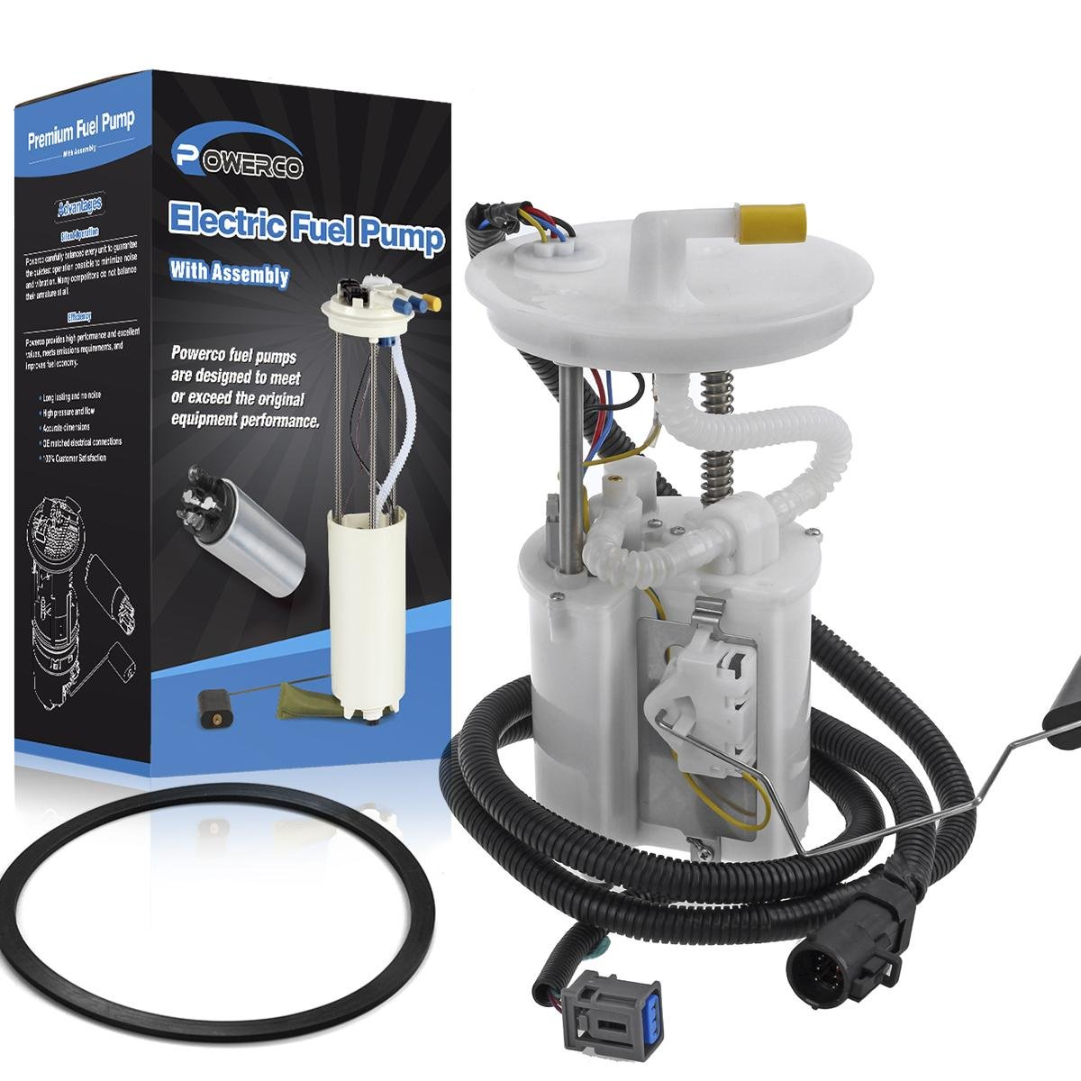 Amazon.com: POWERCO E2383M P76041M Fuel Pump Module W/Sending unit For  05-04 Ford Freestar 3.9L 4.2L: Automotive