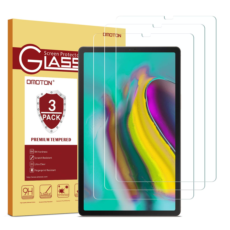 Vidrio Templado Galaxy Tab S5e 10.5 Sm-t720 Omoton [3un.]