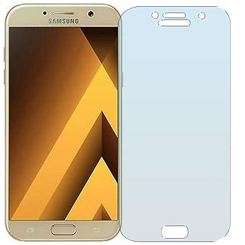 5a1bab48d514a1 Verre Trempé Film Protection Pour Samsung Galaxy A5 (2017) (Transparent)  Protecteur d