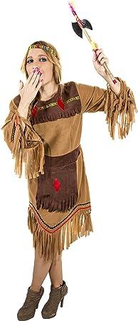 Costumizate! Disfraz de India Adulta Especial para Fiestas de ...