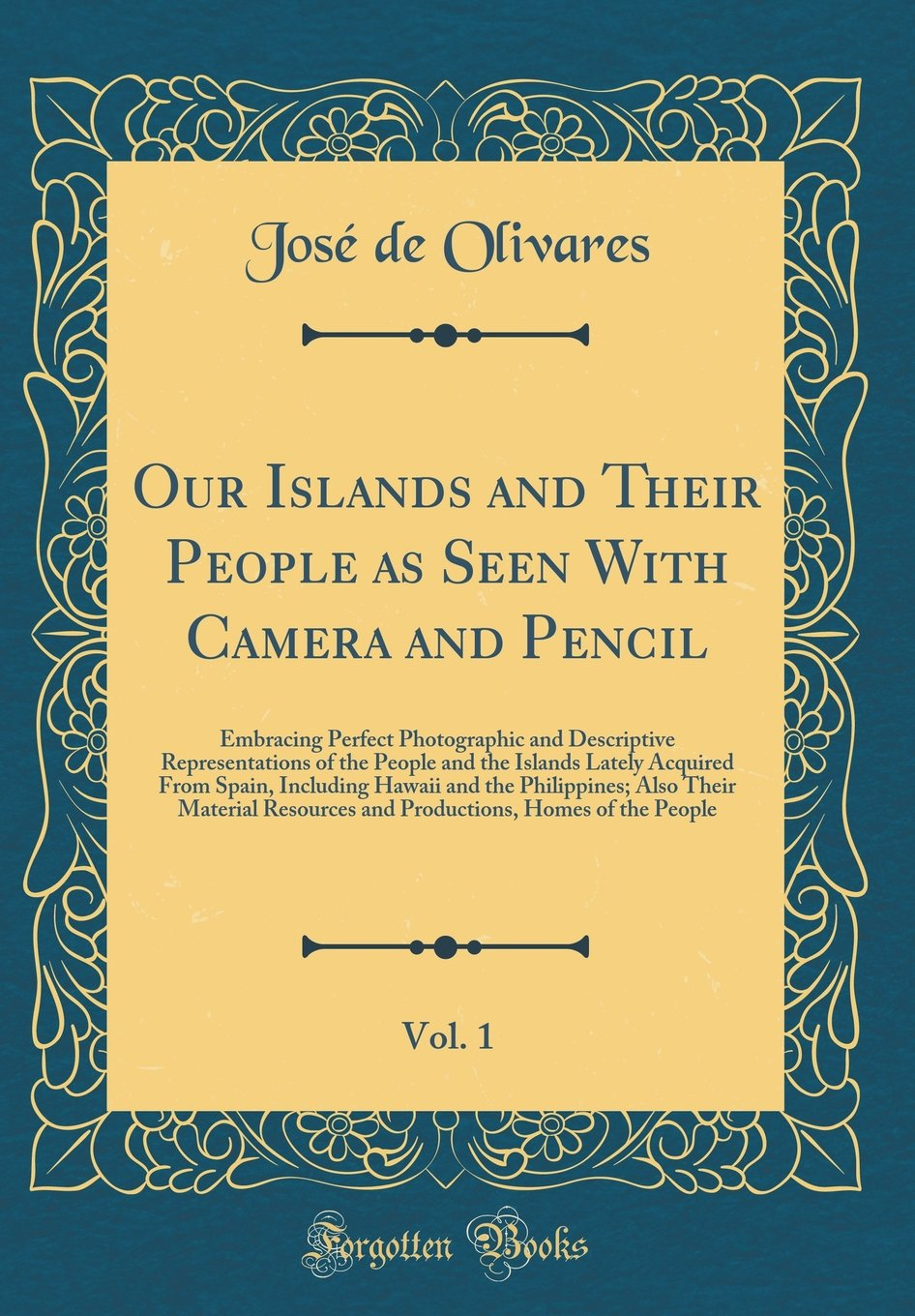 Our Islands and Their People as Seen With Camera and Pencil, Vol. 1: Embracing Perfect Photographic and Descriptive Representations of the People and ... the Philippines; Also Their Material Resourc Text fb2 book