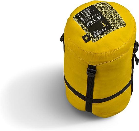 Selkbag Sac de Couchage Unisexe Lite avec Bras et Jambes Dark Shaddow Taille L