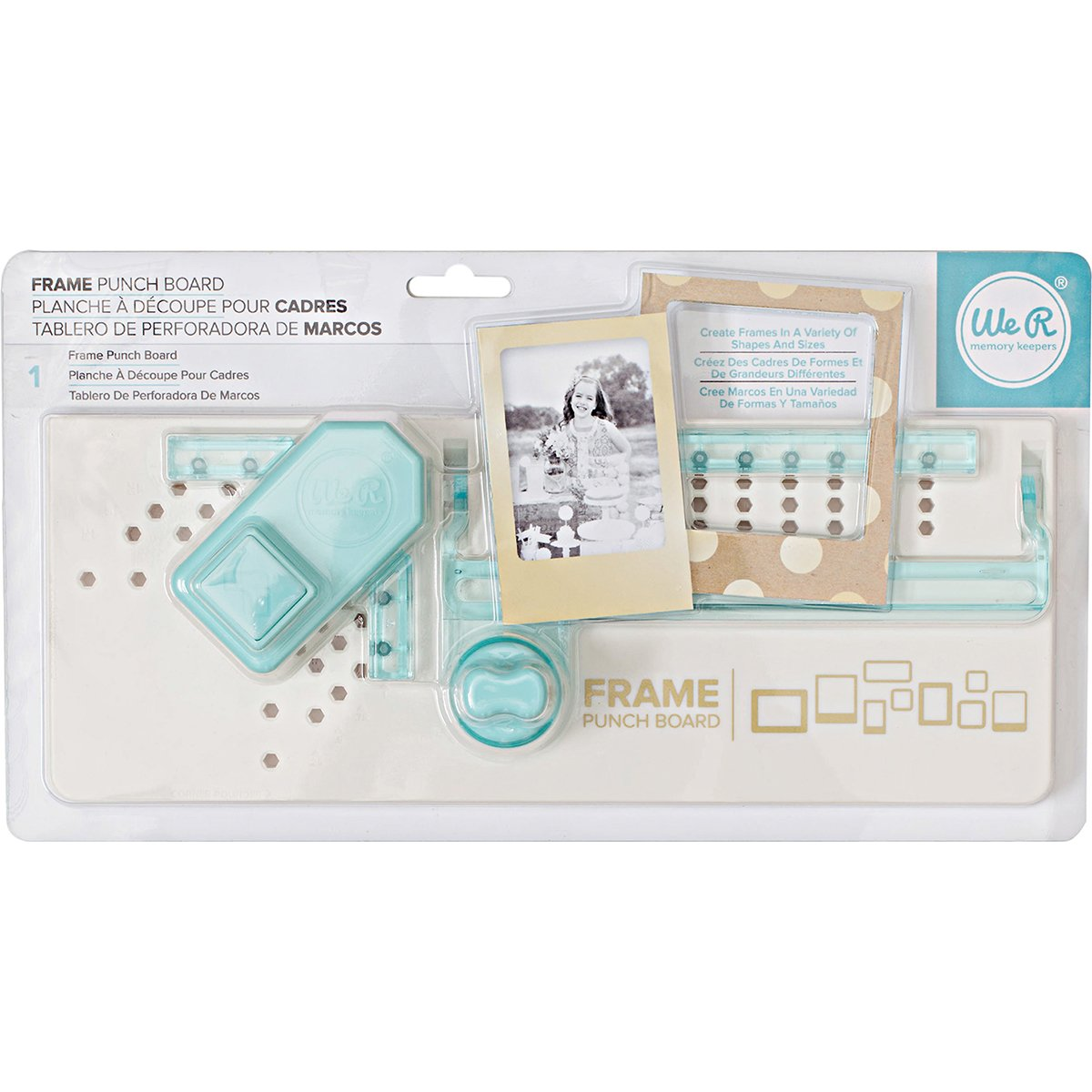 Frame Punch Board by We R Memory Keepers by We R Memory Keepers