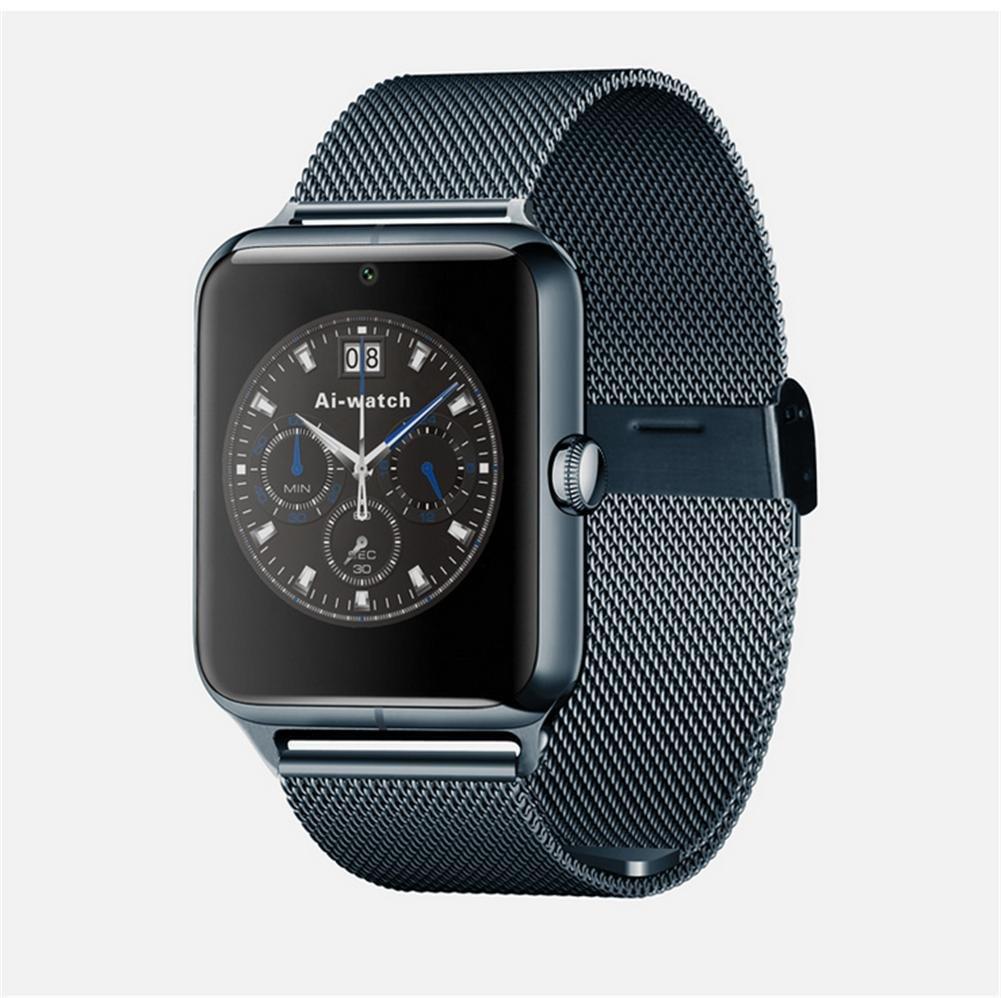 WGE Bluetooth Reloj Inteligente con cámara soporta Tarjeta SIM ...
