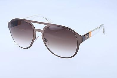 5666b3f341a9 Amazon.com  Fendi Women s 0082 S Sunglasses