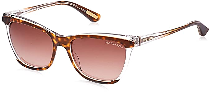 Amazon.com: anteojos de sol Guess by Marciano GM 758 gm0758 ...