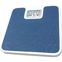 Zelenor Virgo Personal Analog Weighing Machine For Human Body Manual Mechanical Analog Weight Scale