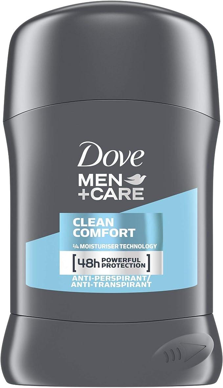 Desodorante en barra antitranspirante Dove Plus Care. Para hombre ...