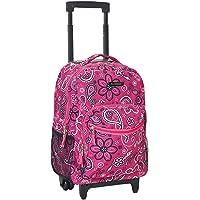 Rockland Luggage 17 Inch Rolling