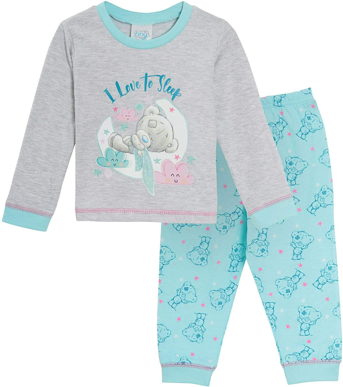 Character Linens Baby Me to You Tatty Teddy Pyjamas 6-24 Months