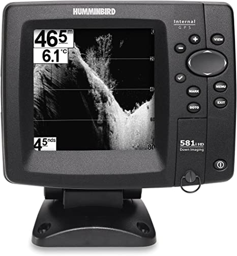 Humminbird sondeur Echo Radar pesca ff581i hd-di Down Imaging ...