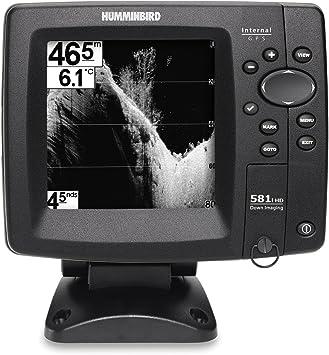 Humminbird sondeur Echo Radar pesca ff581i hd-di Down Imaging ...