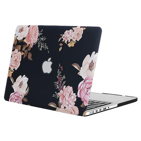 MOSISO Hülle Kompatibel MacBook Pro 13 Retina - Hülle Kompatibel MacBook Pro 13 mit Retina Display (A1502/A1425, Version 2015