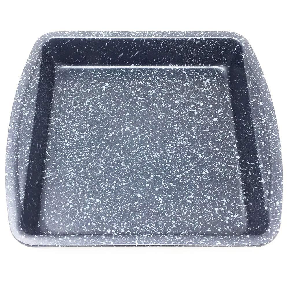 Set de 2 Acero Esmaltado Antiadherente Piedra MGE Rustidera de Horno