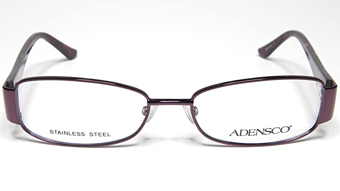cec7955c48 NEW ADENSCO TIA 0FJ6 PLUM EYEGLASSES FRAME WOMEN GLASSES 52-16-130 B29 mm