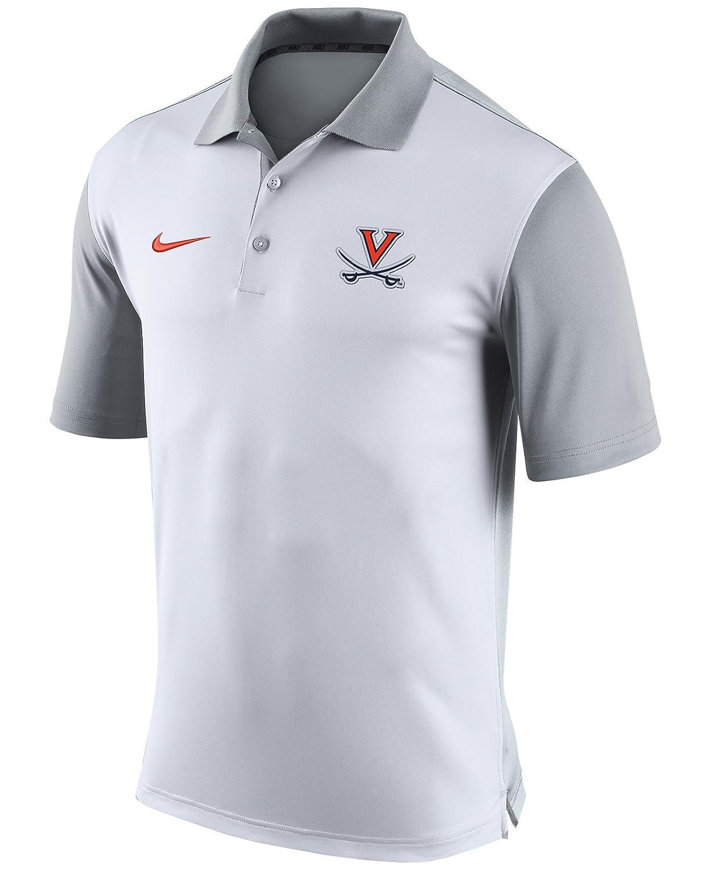 Nike Virginia Cavaliers Dri-fit Polo Blanco de pretemporada (XXXL ...
