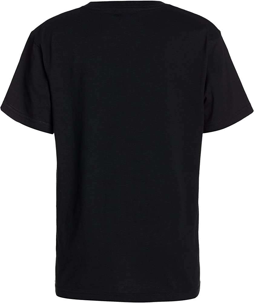 DC Shoes Screen T-Shirt Star Short Sleeve by B tee Camiseta, Negro, M para Niños: Amazon.es: Deportes y aire libre