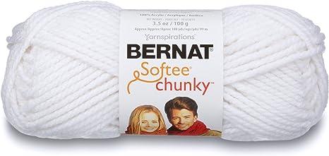 10 x Super Chunky Knitting Yarn Wool Crochet Ball 100g 3Ply White Brand New
