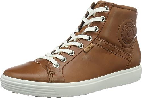 ECCO Women's Soft 7 Hi-Top Sneakers