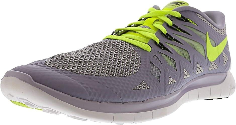 Nike Wmns Free 5.0 - Zapatillas deportivas para mujer Plateado Size: 45 EU: Nike: Amazon.es: Zapatos y complementos