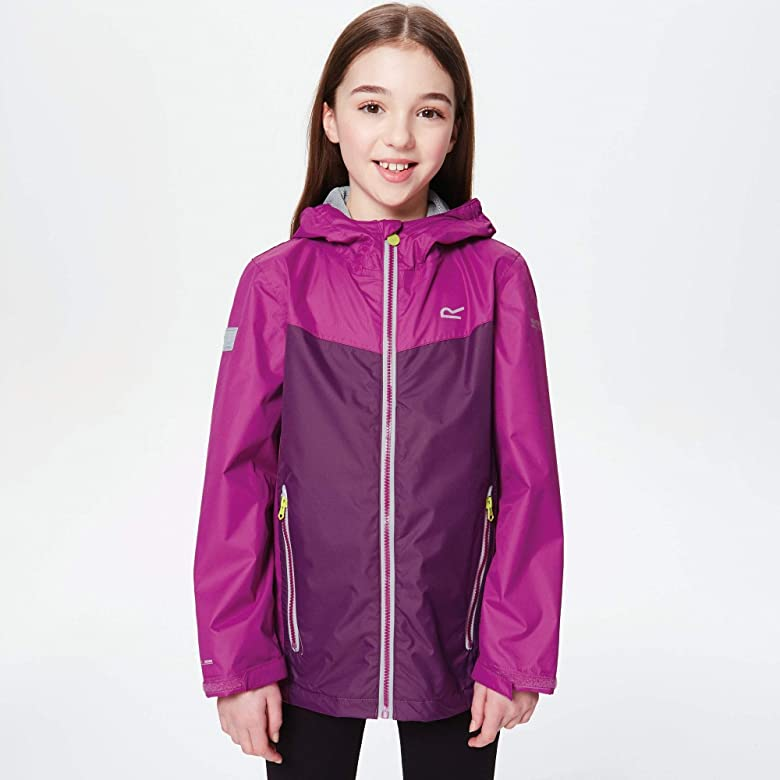 Childrens Regatta Kids Allcrest III Waterproof Jacket RKW198