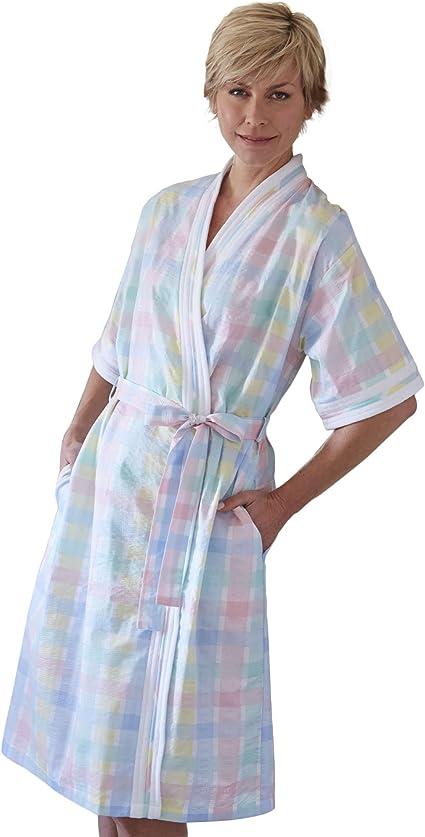 Long National Pliss/é Robe