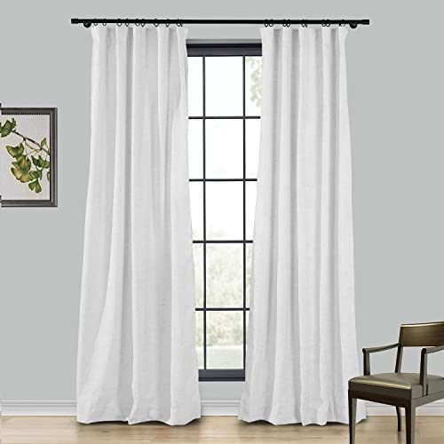 TWOPAGES Linen Curtain
