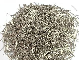 Finition en acier inoxydable magnétique épingles pour gobelet polisseuse polissage broches 0.50X1/3/5/7/10mm (0,50X1mm) 50X1mm) Baoshishan