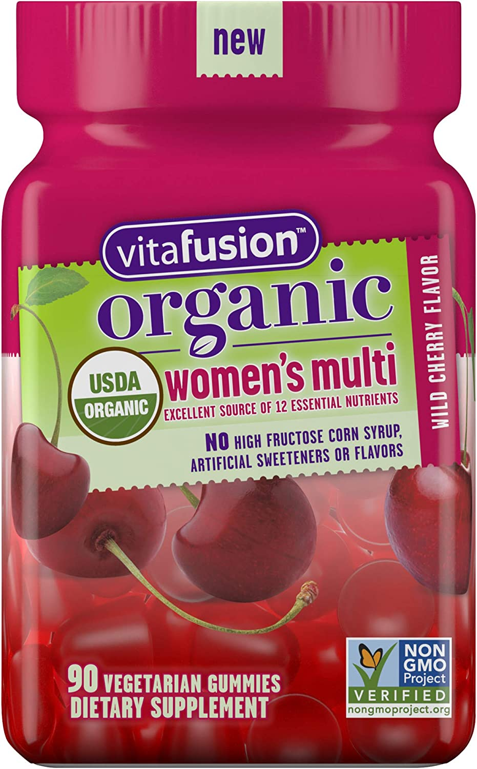 Vitafusion -best Organic multivitamin
