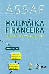 Matemática Financeira - Edição Universitária eBook Kindle