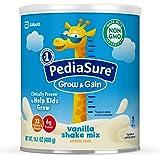美国雅培小安素 Pediasure Grow & Gain儿童营养奶昔 香草味(400g/14.1 oz) 6罐
