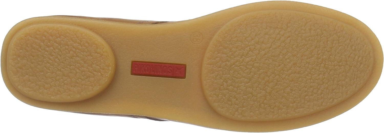 Pikolinos ROTTERDAM 902 9948F, Damen Halbschaft Stiefel