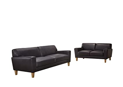 Awesome Amazon Com Home Source U 55000 Sl Sofa And Loveseat Set Inzonedesignstudio Interior Chair Design Inzonedesignstudiocom