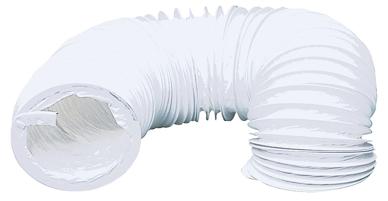 PVC-Abluftschlauch 100mm x 6,00m