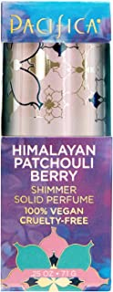 product image for Pacifica Himalayan Patchouli Berry Shimmer Solid Perfume, 0.25 Ounce