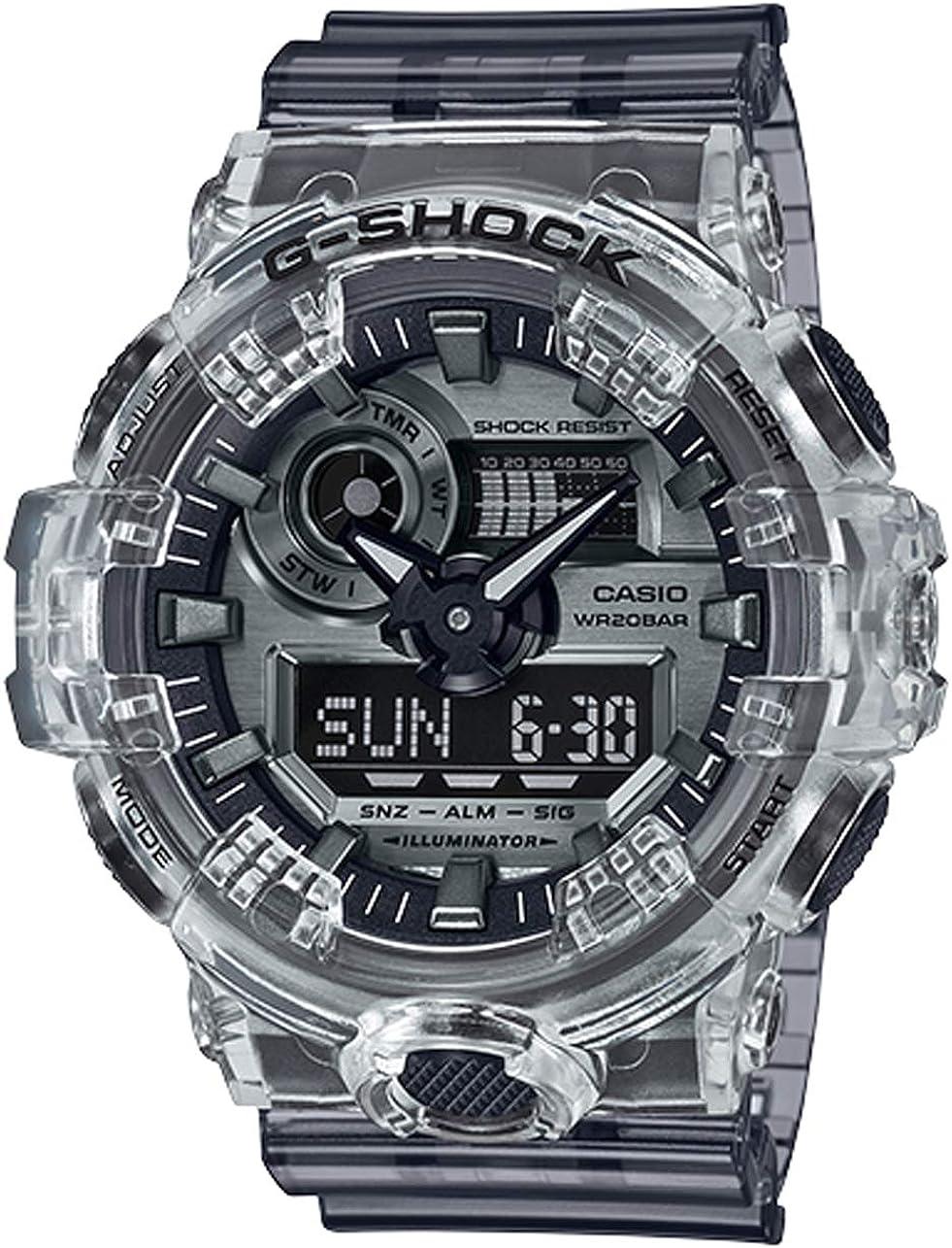 Casio G-Shock Men s GA700SK Analog Digital Watch