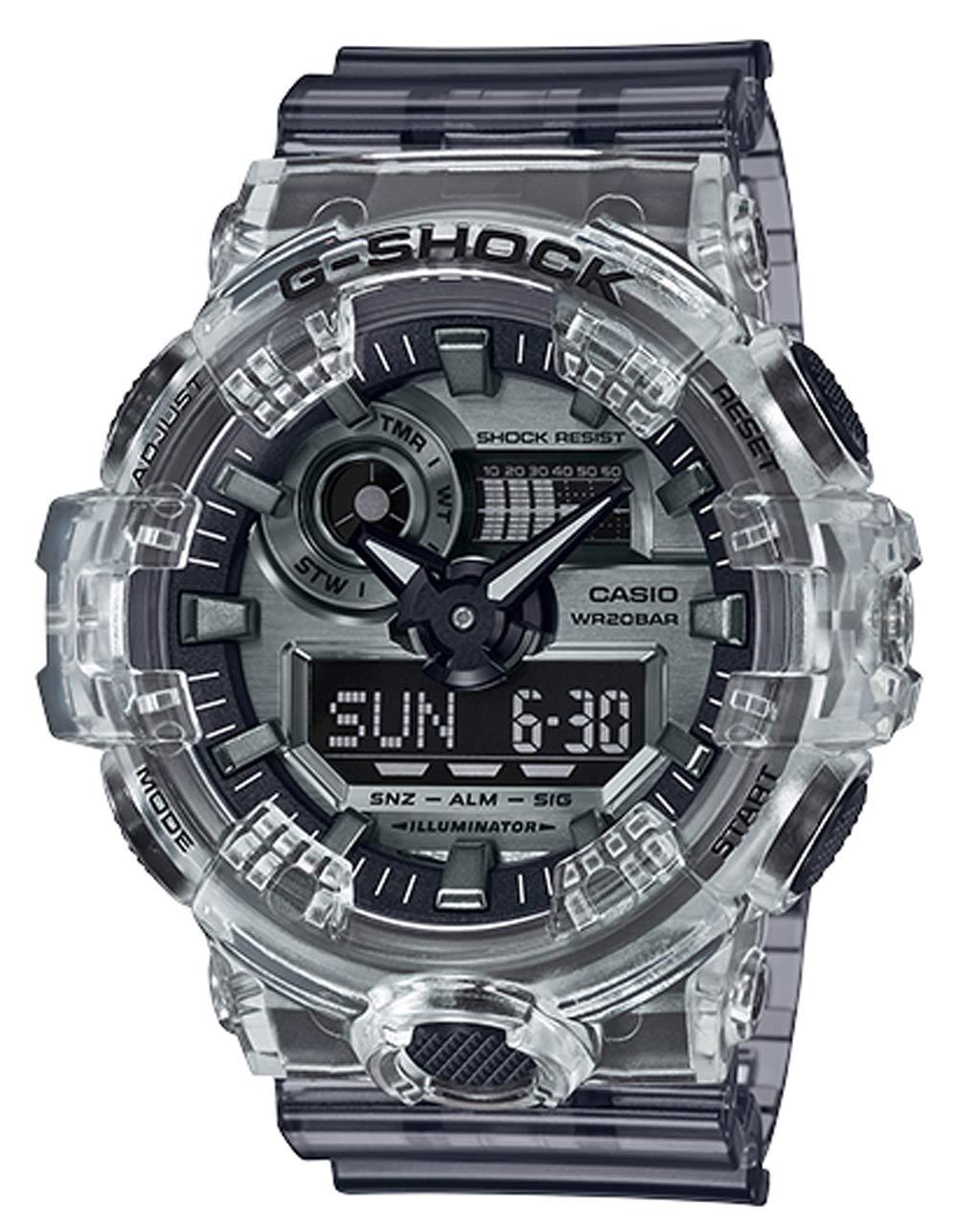Amazon.com: Casio G-Shock GA700SK - Reloj analógico digital ...